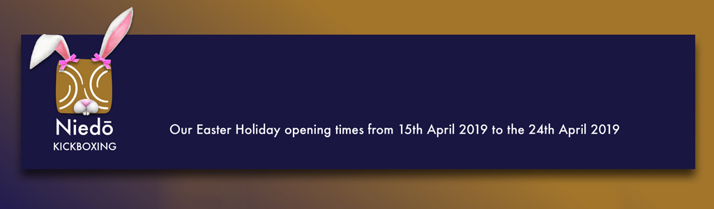 NIEDO EASTER HOLIDAYS OPENING TIMES 2019